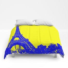 Eiffel 2 Comforters