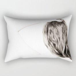 bodyscape XIV. Rectangular Pillow