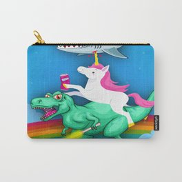 Super Terrific Freakin Awesome Carry-All Pouch