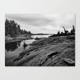 The Massasauga Park Canvas Print