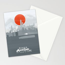 Avatar The Legend of Korra Poster Stationery Cards