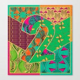 Tile 2 Canvas Print