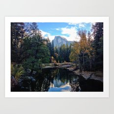 From Sentinel Bridge Art Print