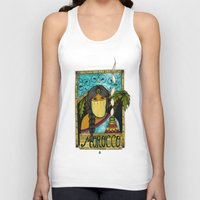 morocco Tank Tops featuring Morocco by ZANA