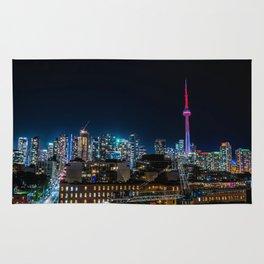 Vibrant Toronto Rug