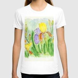 Magic Iris T-shirt