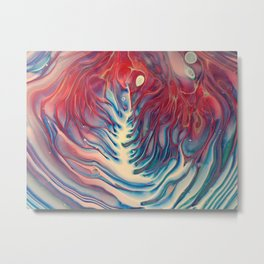 Serenity Within Metal Print
