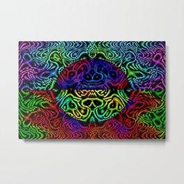 Colorandblack serie 276 Metal Print