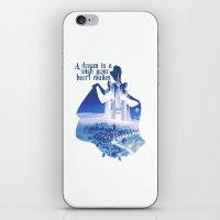cinderella iPhone & iPod Skins featuring Cinderella  by MargaHG