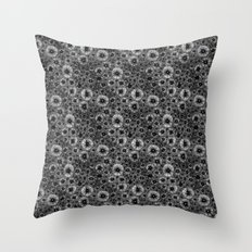 Black Holes Throw Pillow