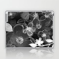 FLORAL PATTERN BNW Laptop & iPad Skin