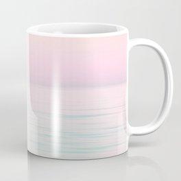 Dreamy Pastel Seascape #buyart #pastelvibes #Society6 Coffee Mug