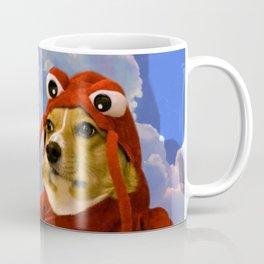 Lobster Corgi Coffee Mug