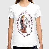 eternal sunshine of the spotless mind T-shirts featuring Eternal Sunshine of the Spotless Mind by AdrockHoward