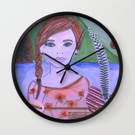 Lake George Wall Clock