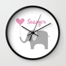 KALI LAINE DESIGNS Wall Clock