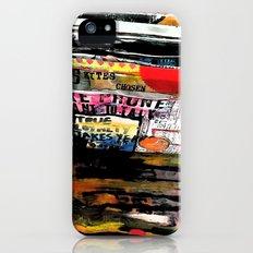 Journal  Slim Case iPhone (5, 5s)