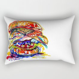 Sonic Youth Rectangular Pillow