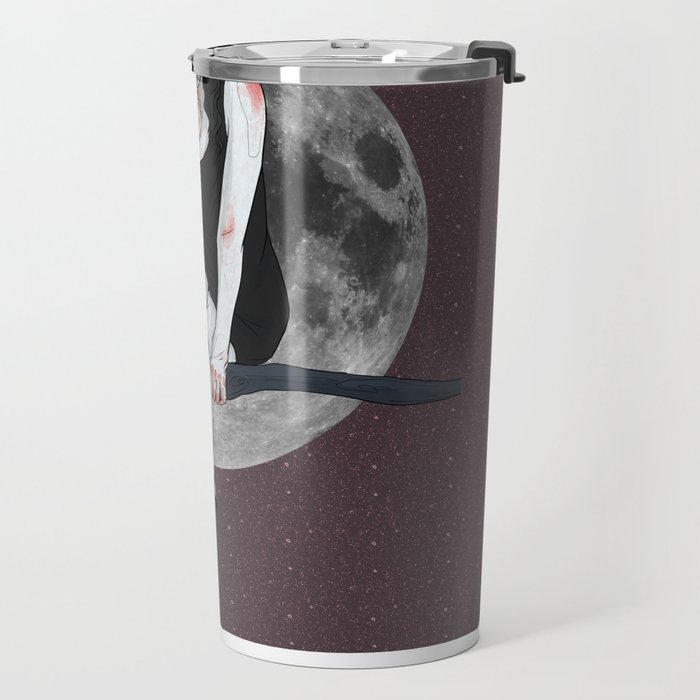 natasha the vampire witch Travel Mug