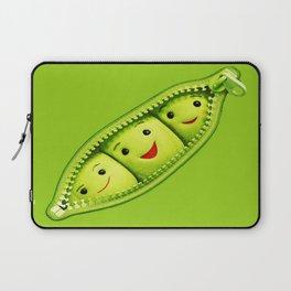 Green Soy Bean Laptop Sleeve