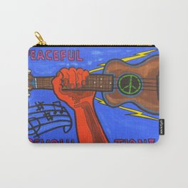 Ukes For Peace Carry-All Pouch