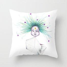 Nixie Throw Pillow