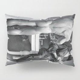 SHAVING Pillow Sham