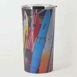 Surf-board-s up Travel Mug