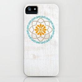 Kamon Maite iPhone Case