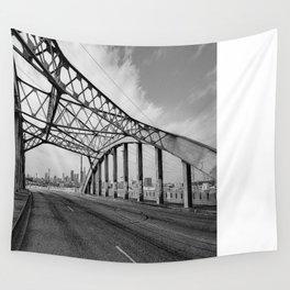 Sixth Street Viaduct Bridge - LA 02/30/2016 Wall Tapestry