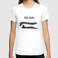 top gun T-shirts featuring Top Gun  by NotThatMikeMyers