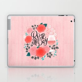 Rosé All Day Laptop & iPad Skin