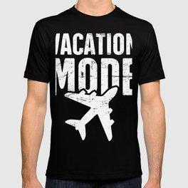Vacation Mode T-shirt