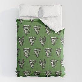 Green Monster Slice Comforters