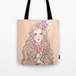 Arika *GirlsCollection* Tote Bag