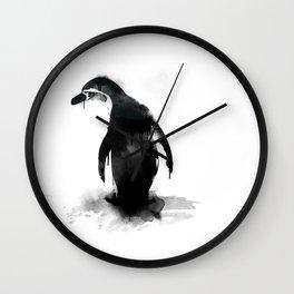 little pingu Wall Clock