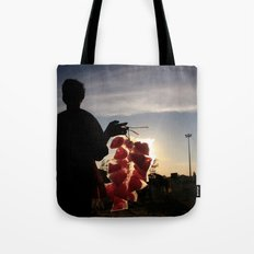 Cottoncandy Man Tote Bag