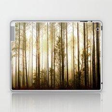 Glowing Forest Laptop & iPad Skin
