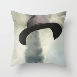 Inner Status Throw Pillow