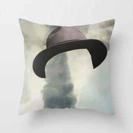Inner Status Throw Pillow