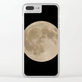 Luna Belle Clear iPhone Case