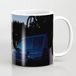 Ride Till Sunset Coffee Mug