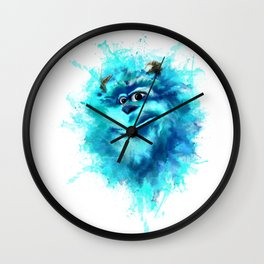 monster ink Wall Clock