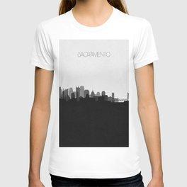 City Skylines: Sacramento (Alternative) T-shirt