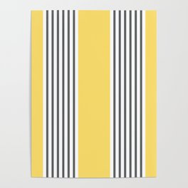 Coogee Stripe Poster