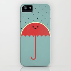 Watermelon Umbrella iPhone (5, 5s) Slim Case