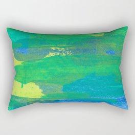 Abstract No. 505 Rectangular Pillow