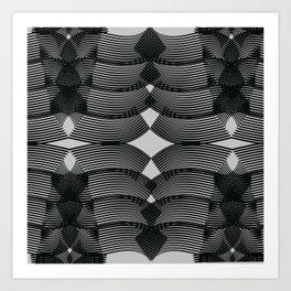 Pattern #7 Art Print