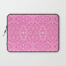 Pink Haring Laptop Sleeve