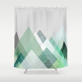 Graphic 107 Shower Curtain